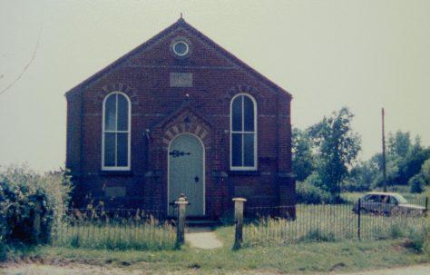 Wortham Primitive Methodist chapel