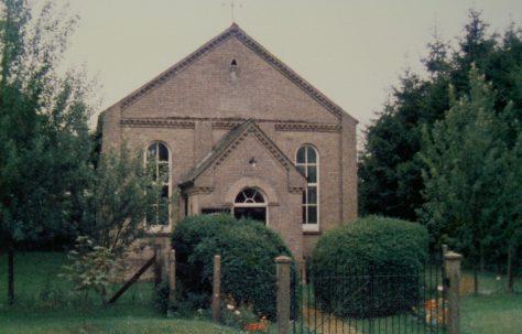 Barnham Primitive Methodist chapel