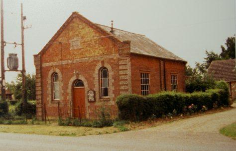 Coney Weston Primitive Methodist chapel, Barningham