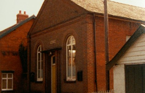 East Harling Primitive Methodist chapel