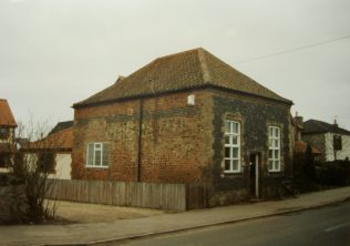 Hockwold Primitive Methodist chapel | Keith Guyler 1996