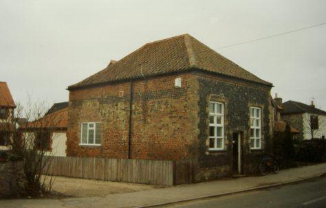 Hockwold Primitive Methodist chapel