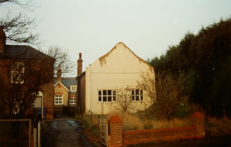 Walpole Cross Keys Primitive Methodist chapel