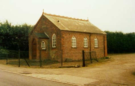 Fair Green Primitive Methodist chapel near Middleton