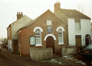 King's Lynn Highgate Primitive Methodist chapel | Keith Guyler 1996