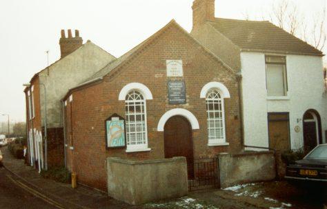 King's Lynn Highgate Primitive Methodist chapel