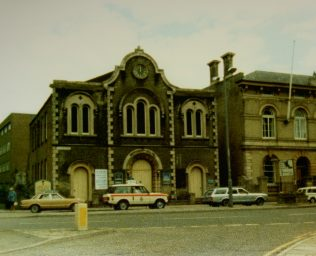 second King's Lynn London Road Primitive Methodist chapel   Keith Guyler 1987