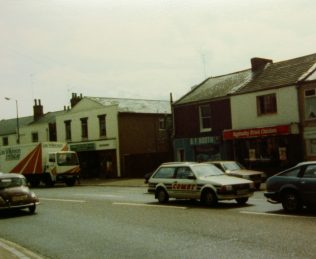first King's Lynn London Road Primitive Methodist chapel   Keith Guyler 1987