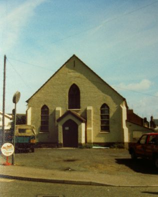King's Lynn North End Primitive Methodist chapel | Keith Guyler 1987