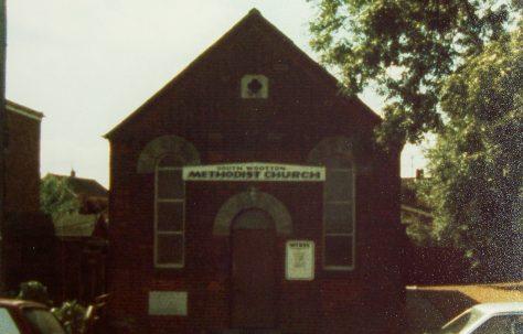 South Wootton Primitive Methodist chapel