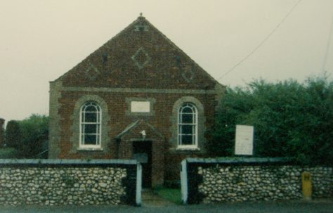 Brancaster Staithe Primitive Methodist chapel