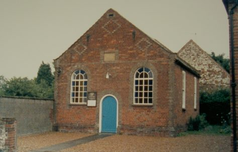 Brancaster Primitive Methodist chapel