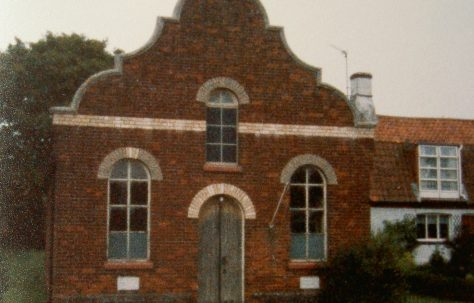Flitcham Primitive Methodist chapel