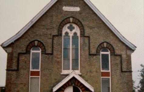 Great Bircham Primitive Methodist chapel