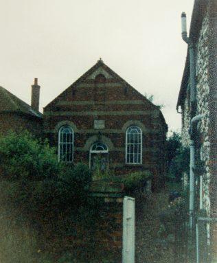 Holme Next the Sea Primitive Methodist chapel | Keith Guyler 1987