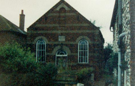 Holme-next-the-Sea Primitive Methodist chapel
