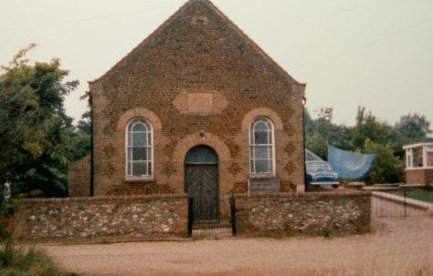 Ringstead Primitive Methodist chapel