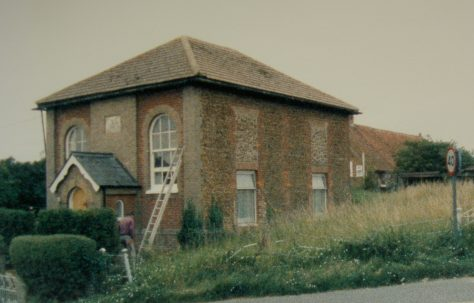 Sedgeford Primitive Methodist chapel