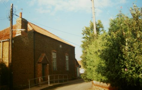 Snettisham and Docking Primitive Methodist Chapels, Norfolk