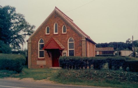 Stanhoe Primitive Methodist Chapel, Norfolk
