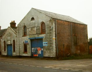 Elm Primitive Methodist chapel | Keith Guyler 1994