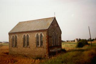 Harold Bridge Primitive Methodist chapel | Keith Guyler 1999