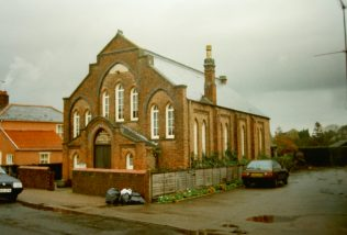 Tilney St Lawrence Primitive Methodist chapel | Keith Guyler 1996