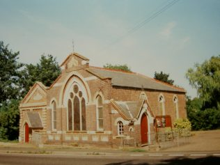 Tydd Gote Primitive Methodist chapel | Keith Guyler 1995