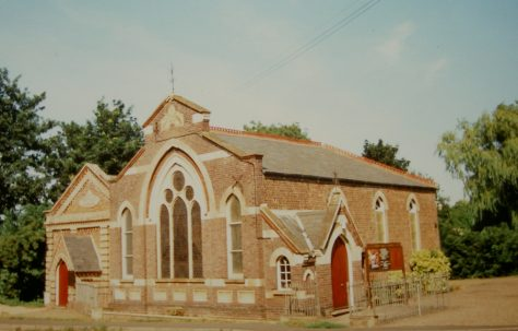 Tydd Gote (Tyd Gate/Tydd St Mary) Primitive Methodist chapel