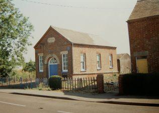 1985 Tydd St. Giles Primitive Methodist Chapel in 1995 | Keith Guyler 1995