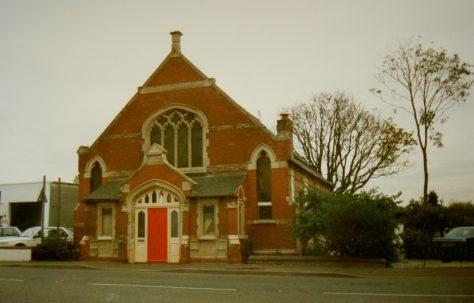 Walpole Highway Primitive Methodist chapel