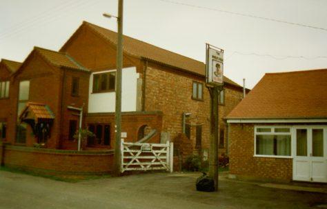 Walpole Marsh Primitive Methodist chapel