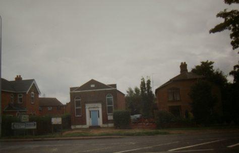 Walton Highway Primitive Methodist chapel