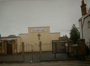 Walsoken Ebenezer Primitive Methodist chapel   Keith Guyler 1999