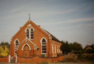 second Wisbech St Mary Primitive Methodist chapel | Keith Guyler 1999