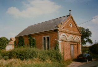 Marham Primitive Methodist chapel   Keith Guyler 1997