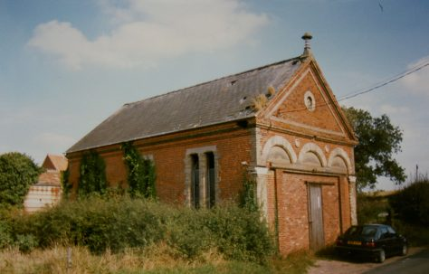 Marham Primitive Methodist chapel