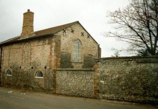 Methwold Primitive Methodist chapel | Keith Guyler 1996