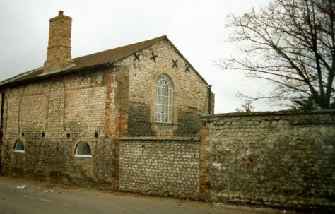 Methwold Primitive Methodist chapel