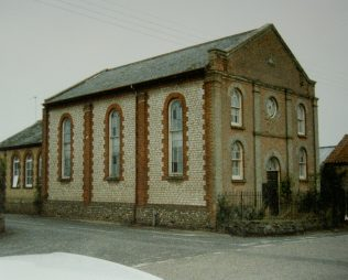 Northwold Primitive Methodist chapel | Keith Guyler 1988