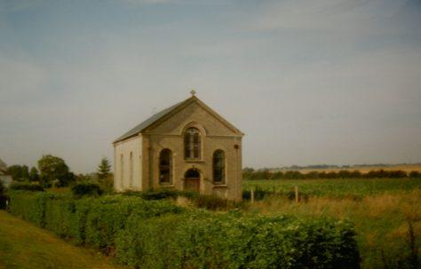 Salters Lode Primitive Methodist chapel
