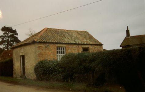 Shouldham Thorpe Ebenezer Primitive Methodist chapel