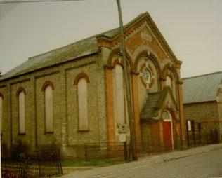 Ten Mile Bank Primitive Methodist chapel | Keith Guyler 1988