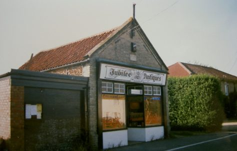 Watlington Primitive Methodist chapel
