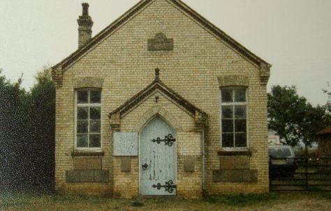 West Dereham Primitive Methodist chapel