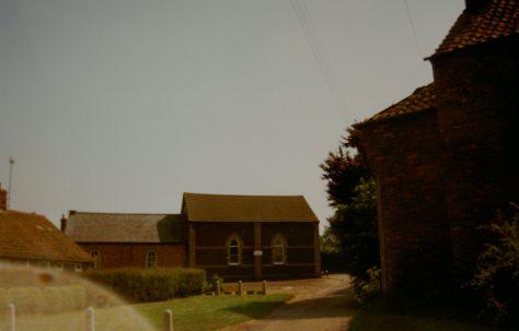 Wimbotsham Primitive Methodist chapel
