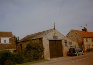 Wormegay Primitive Methodist chapel | Keith Guyler 1997