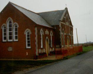 Lakesend Primitive Methodist chapel | Keith Guyler 1994
