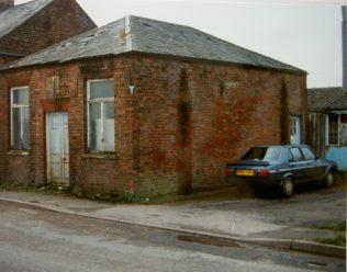 Three Holes Primitive Methodist chapel | Keith Guyler 1994
