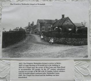 Wrinehill PM Chapel, Staffordshire